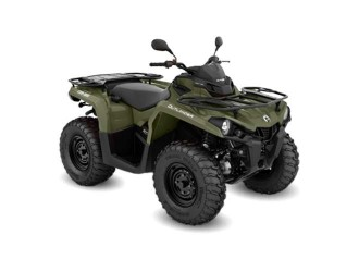 Can-Am Outlander DPS 570 T '20 Green