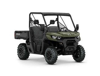 Can-Am Traxter Base HD8 T '20