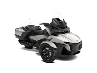 Can-Am Spyder RT Chalk Grey Metallic '20