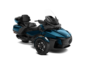 Can-Am Spyder RT LTD Dark Petrol Metallic '20