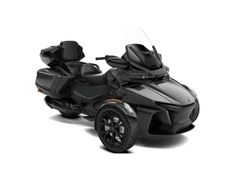 Can-Am Spyder RT LTD Dark Asphalt Grey Metallic '20